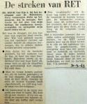 19690930 De streken van de RET