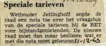19691211 Speciale tarieven RET