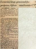 19700427 Excursies langs gemeentelijke C70 projecten