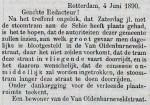 18900605 Ingezonden brief. (RN)