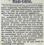 18910401 Jaarvergadering en ovename Dortsche. (RN)