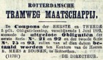 18920522 Uitbetaling coupons. (AH)