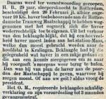 18930428 Veroordeling. (RN)