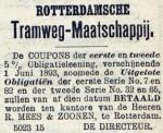 18930525 Uitbetaling coupons. (RN)