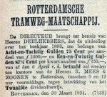 18940330 Uitbetaling coupons. (AH)