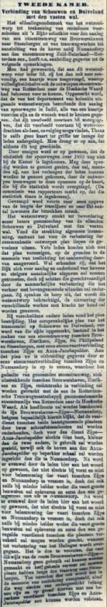 18970127 Verbinding Schouwen Duiveland. (AH)