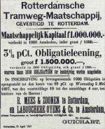 18970501 Obligatierekening. (MC)