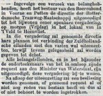 18980114 Boerenbond Voorne - Putten. (RN)