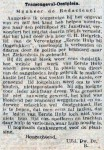 19121017 Ongeval. (RN)