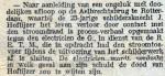 19130901 Nalatigheid. (NvhN)