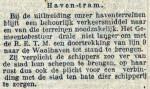 19140102 Lijn 8 naar Waalhaven. (RN)
