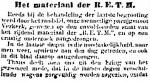 19140121 Het materiaal 1. (Het Volk)
