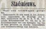 19150816 Van bijwagen gevallen. (RN)