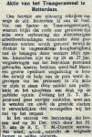 19160209 Aktie 1. (De Tribune)