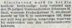 19160219 Door ruit gevallen. (RN)