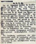 19160814 Onderhoud met directie. (De Tribune)