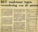 19700506 RET waakzaam veroudering metro (NRC)