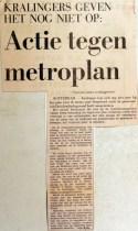 19700827 Actie tegen metroplan