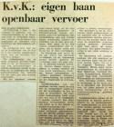 19710203 KvK eigen baan Openbaar Vervoer