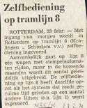 19710223 Zelfbediening lijn 8. (NRC)