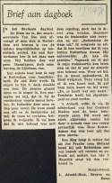 19710317 Brief aan dagboek.
