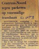 19710421Centrum-noord tegen parkeren.