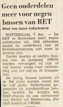 19711207 Geen onderdelen bus. (NRC)