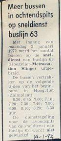 19720114 Meer bussen in spits.