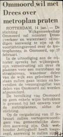 19720114 Ommoort praat over metro.