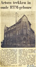 19720309 Artsen in RTM gebouw.