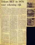 19730216 Tekort RET 1976. (NRC)