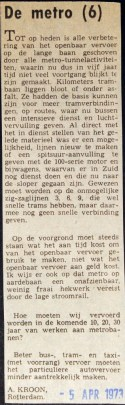 19730405 De Metro.