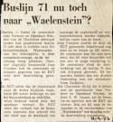 19730414 Bus 71 naar Waelenstein.