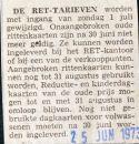 19730625 Nieuwe tarieven.