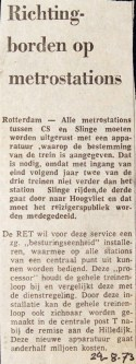 19730824 Richtingborden op stations.