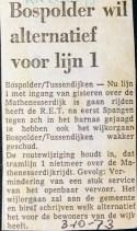 19731003 Bospolder wil alternatief.