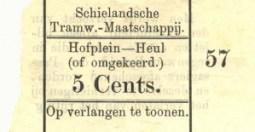 SlTM 5 cents Hofplein - Heul
