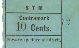 SlTM Contramark 10 cents