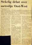 19740119 Stekelig debat. (NRC)