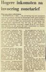 19750201 Hogere inkomsten zonearief. (NRC)