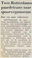 19750424 Paardentrams naar museum. (NRC)