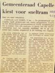 19760106 Capelle voor sneltram. (NRC)