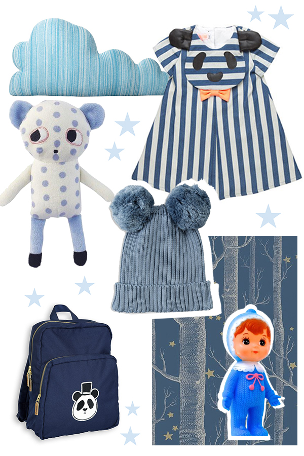 Kids' Colour Trend Blue