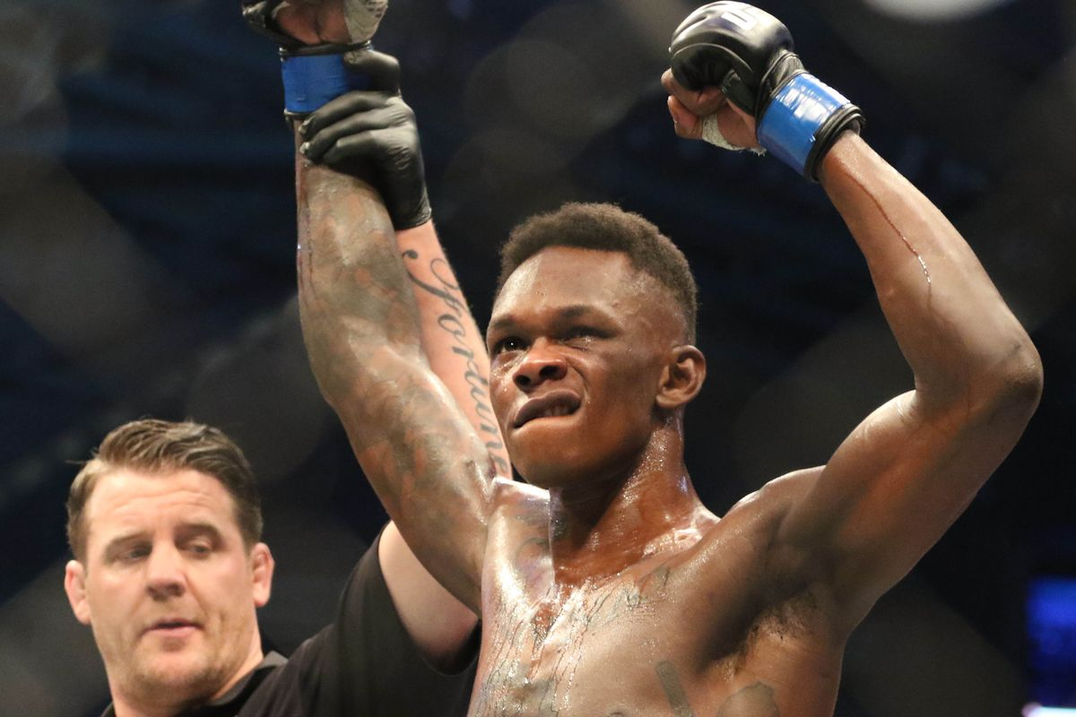 Israel Adesanya: A Star In The Making