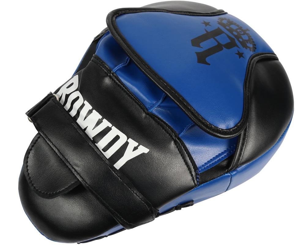 Blue Rowdy Focus Pads