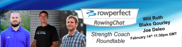 strength coach round table rowingchat