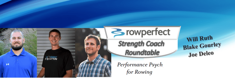 Performance Psych for Rowing