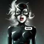 Meow by Lukas Brezak - Michelle Pfeiffer as Catwoman