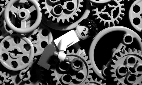 LEGO Modern Times