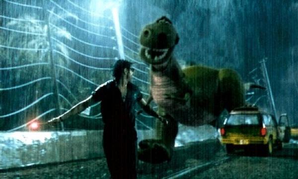 Toy Story / Jurassic Park Swap